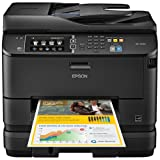 Epson WorkForce Pro WF-4640 Wireless Color All-in-One Inkjet Printer with Scanner and Copier