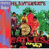 BEATLES THE ALTERNATE SGT. PEPPER'S LONELY HEARTS CLUB BAND 2 CD MINI LP OBI