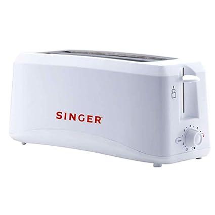 Singer Pop Mate 1400 watt 4 Slice Pop up Toaster