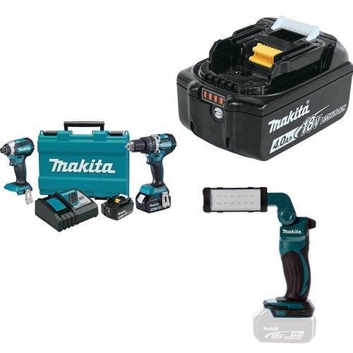 Makita-XT269M-18V-LXT-Lithium-Ion-Brushless-Cordless-2-Pc-Combo-Kit-40Ah
