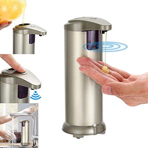 restaurant foaming soap dispenser - 9