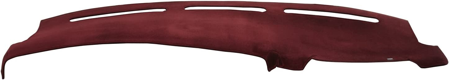Beige Velour VelourMat Dashboard Cover for Select Ford Fusion Models - 72002-00-23