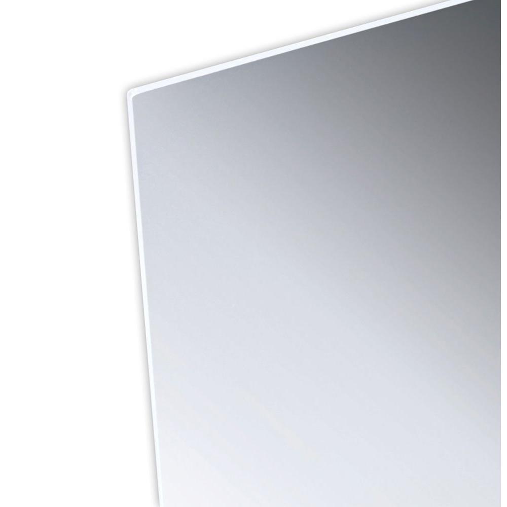 FABBACK Mirror Acrylic Plastic Sheet - 0 118 No Color