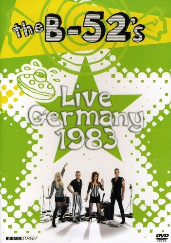 the B52'sLive Germany 1983 - Stores Newbury Street