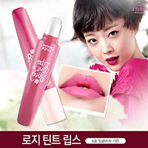 Etude House Rosy Tint Lips #6 English Garden