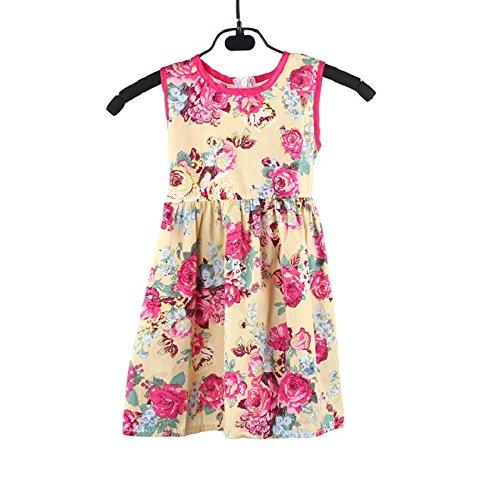 La Sin Faldas Flores De De Blanco Mangas Muchachas Partido Del Culater® Princesa Vestido wxH0ZqXS0d