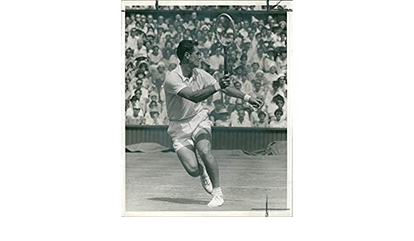 Amazon.com: Vintage photo of Mike Sangster British tennis player.: Entertainment Collectibles