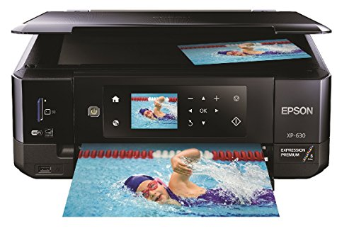 Epson Expression Premium Xp-630 Small-in-one All-in-one Printer (certified Refurbished)