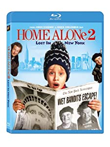 Home Alone 2 Lost In York Blu-ray from 20th Century Fox