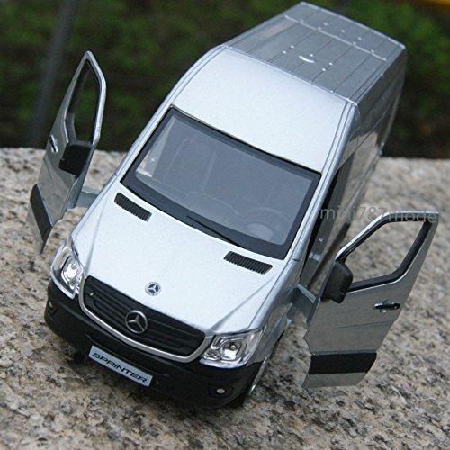 Mercedes Benz Sprinter Van 5