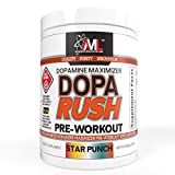 Preworkout, Performance Enhancer, Increases Drive, Star Punch, 18.34 oz
