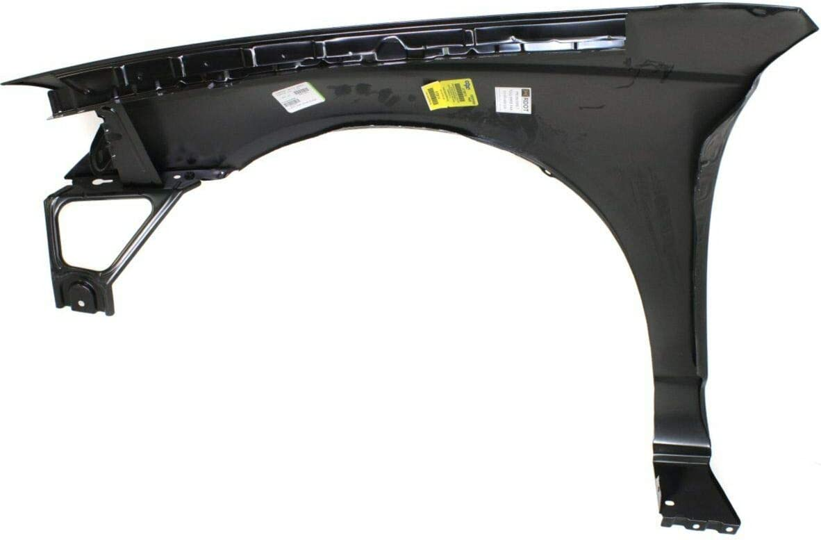 NEW FRONT RIGHT FENDER FITS 2006-2007 CHEVROLET MONTE CARLO GM1241328