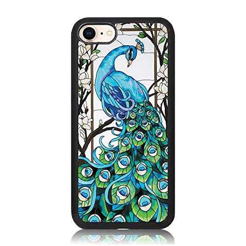 iphone 8 case peacock