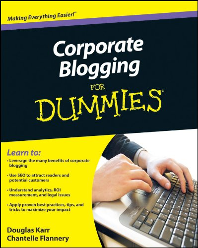 Download Corporate Blogging For Dummies Pdf