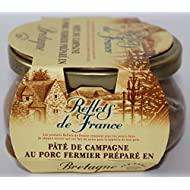 French Pate de Campagne prepare en Bretagne