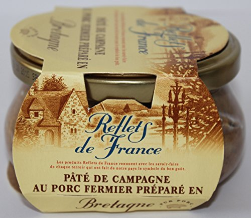 French Pate de Campagne prepare en - French Pate