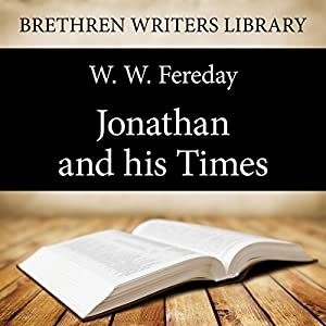 Jonathan and His Times Audiobook