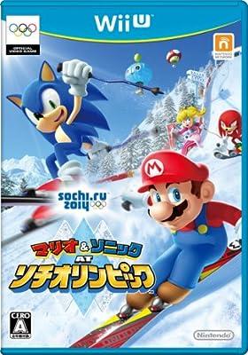 Mario & Sonic At Sochi Olympics [Japan Import]