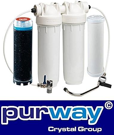 purway filtro de agua contra cloro pesticidas bacterias Virus ...