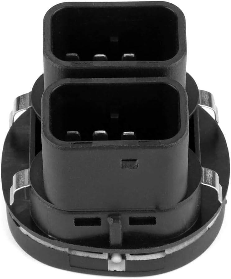 Qiilu Car Window Switch 96FG14529BC Car Electric Power Window Control Switch Button for KA FIESTA