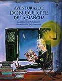img - for Aventuras de don Quijote de la Mancha (Spanish Edition) book / textbook / text book