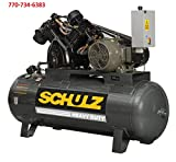 Schulz 20HP 120-Gallon Two-Stage Air Compressor