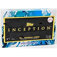$208 » 2021 Topps Inception MLB Baseball HOBBY box (7 cards/bx)