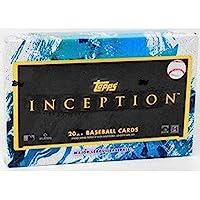 $195 » 2021 Topps Inception MLB Baseball HOBBY box (7 cards/bx)