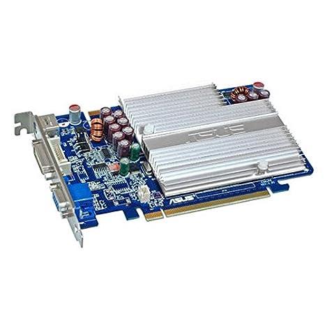 ASUS Tarjeta gráfica NVIDIA GeForce 7300 GT 512 MB DDR2 PCI ...