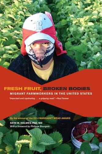Pdf Politics Fresh Fruit, Broken Bodies: Migrant Farmworkers in the United States (California Series in Public Anthropology)