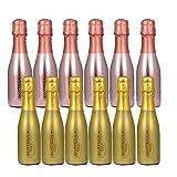 Bottega Sparkling Wine Rose & Gold 20cl Case of 12 (12 x 20cl)
