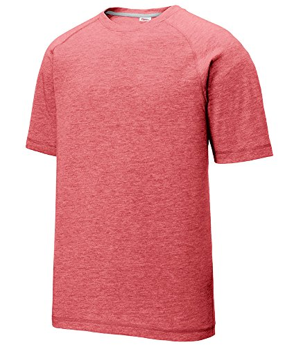 Opna Men's Athletic Performance Dry Fit Short-Sleeve ()