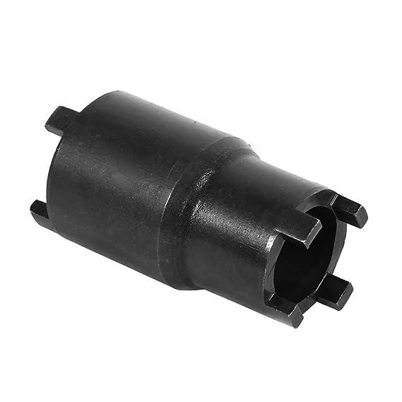 Llave de tuerca 2 en 1 20 mm/24 mm, herramienta de extracción de tuerca de embrague para Honda Crf 600 rr 450 r 250 l: Amazon.es: Coche y moto