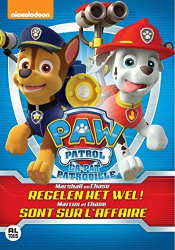 La Pat Patrouille Paw Patrol para ni/ño Impermeable