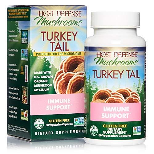Host Defense Turkey Tail