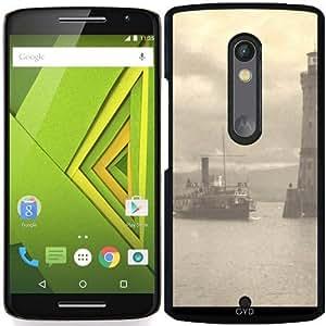 Funda para Motorola Moto X Play - Puerto by hera56