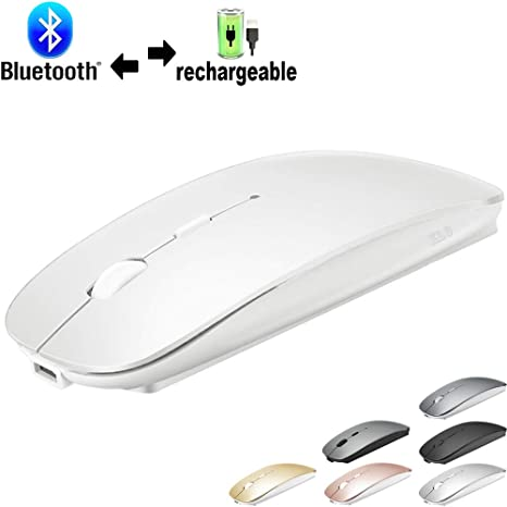 Amazon.com: Ratón Bluetooth Recargable para Portátil Mac Pro ...