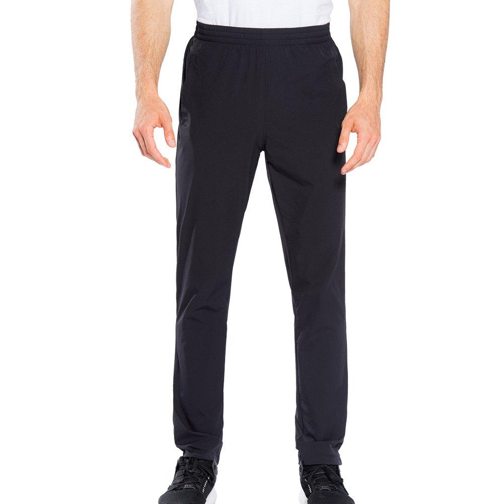 FLYGAGA PANTS メンズ B07BSCFVTY X-S|ブラック ブラック X-S