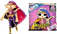 LOL Surprise OMG Movie Magic Ms. Direct Fashion Doll with 25 Surprises