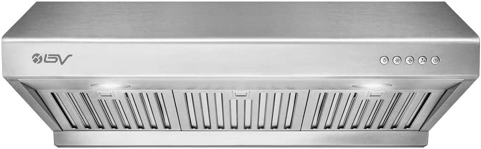 Top 10 Best Range Hoods for Gas Stoves (In-depth Review 2021) 10