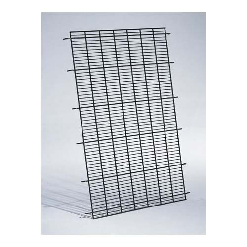 Pets Vinyl Coated Floor Grid - Midwest Rake Dog Cage Floor Grid Black/47