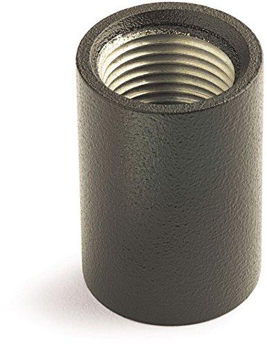 Kichler 15645BKT Accessory 6-Inch Riser Stem, Textured Black