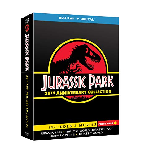 Jurassic Park Collection 25th Anniversary Edition - Anniversary Collection