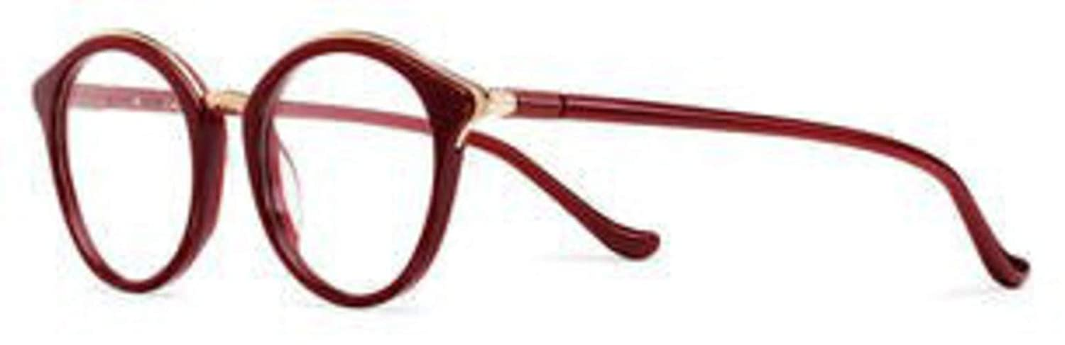 Eyeglasses New Safilo Ciglia 2 0WR9 Brown Havana