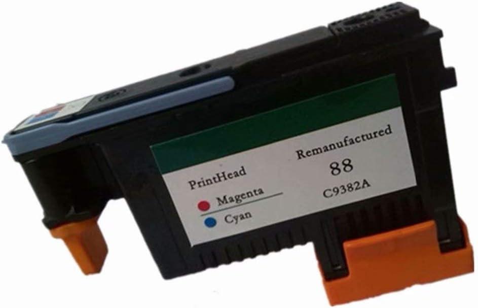 No-name Remanufactured Printhead Print Head Printer Head for HP 88 C9381A Officejet pro L7710 L7750 L7780 L7880 8600 8600dn k550dtwm K5300 K5400 K5400tn K5400dn Inkjet Printer