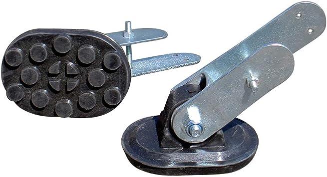 Escalera pies - caucho sólido: Amazon.es: Bricolaje y herramientas