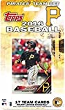 Pittsburgh Pirates 2016 Topps Baseball Factory Sealed EXCLUSIVE Special Limited Edition 17 Card Complete Team Set with Andrew McCutchen, Russell Martin & More Stars & RCs! Shipped in Bubble Mailer!