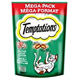 TEMPTATIONS Classic Treats for Cats Seafood...