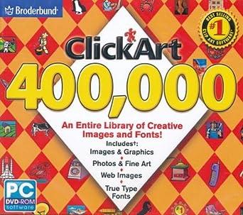 Clickart 400,000 Premier Image Pack