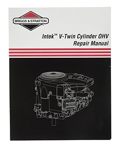 - Briggs & Stratton 273521 Intek V-Twin OHV Repair Manual
